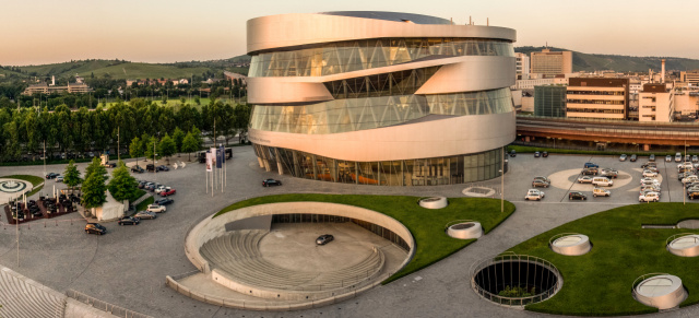 Mercedes-Benz Museum: 23. Internationales Trickfilm-Festival Stuttgart: Mercedes-Benz Museum verlängert Partnerschaft mit dem Internationalen Trickfilm-Festival