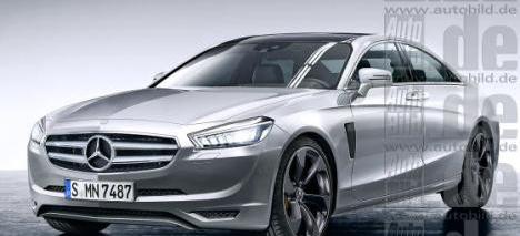 E-Superlight: Mercedes setzt E-Klasse mit Carbon auf Diät ...