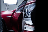 Vision Mercedes-Maybach Ultimate Luxury: 2. Teaser vom Maybach-SUV-Showcar