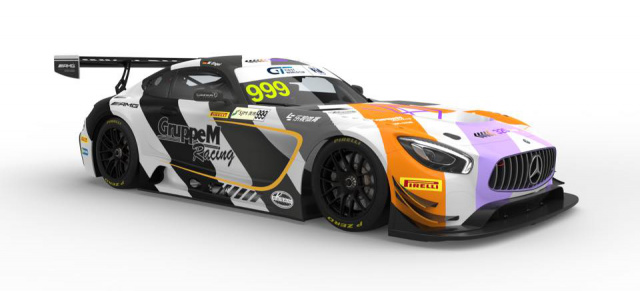 FIA GT World Cup in Macau: Maro Engel im Linkin Park AMG!