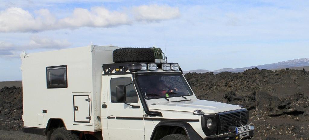 mercedes benz g umbau zum expeditionstauglichen reisemobil wie ein 17 jahre alter bundeswehr. Black Bedroom Furniture Sets. Home Design Ideas