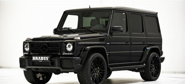 auf den g punkt gebracht mercedes g63 amg von brabus neues zubeh r f r die g klasse mit amg. Black Bedroom Furniture Sets. Home Design Ideas