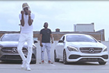 "Mercedes in der Music: Musikvideo: Obzz ""Link Read Freestyle"""