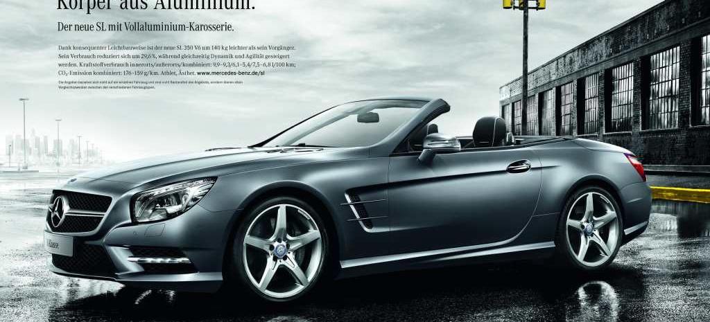 Mercedes Benz Unimog >> Mercedes in der Werbung: Kampagnenstart für den Mercedes ...
