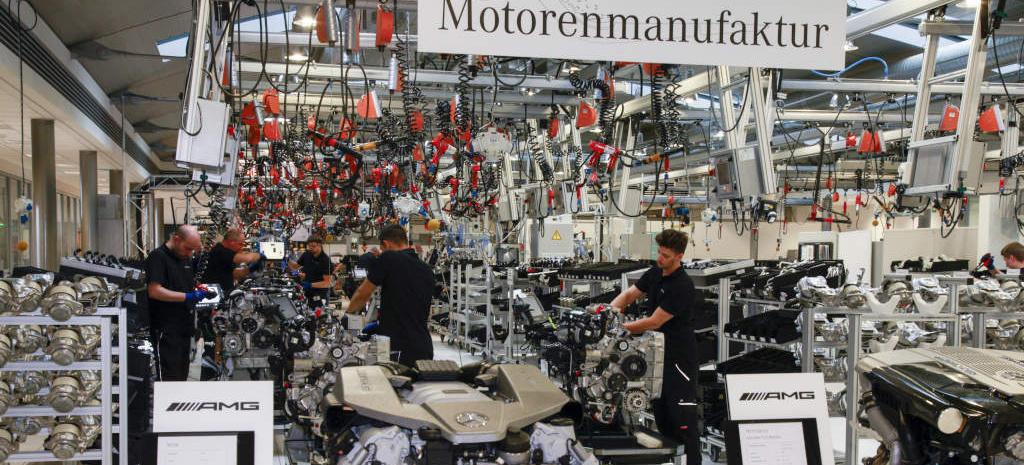 Auto Performance Shop >> Mercedes-AMG Motorenbau: Voll auf die Zwölf: Mercedes-AMG baut 12-Zylinder-Motoren künftig in ...