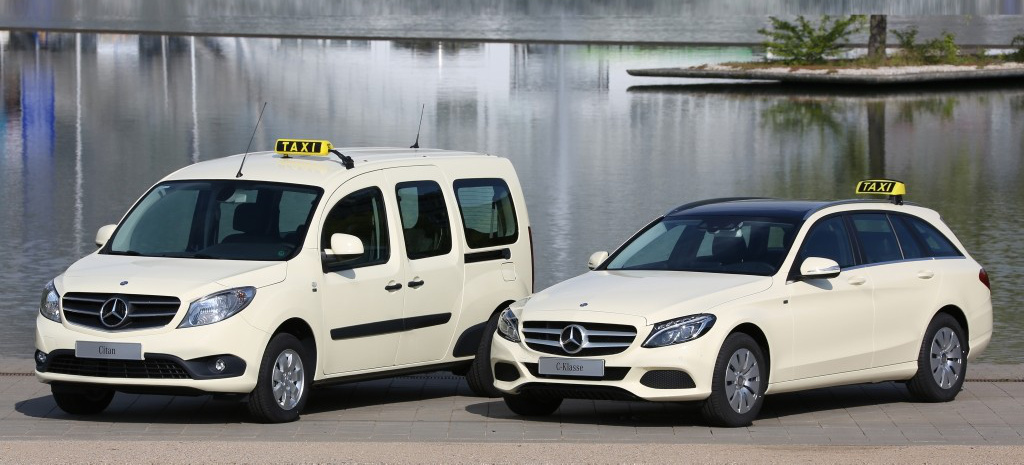 taxi tag mercedes benz c klasse t modell und citan neue. Black Bedroom Furniture Sets. Home Design Ideas