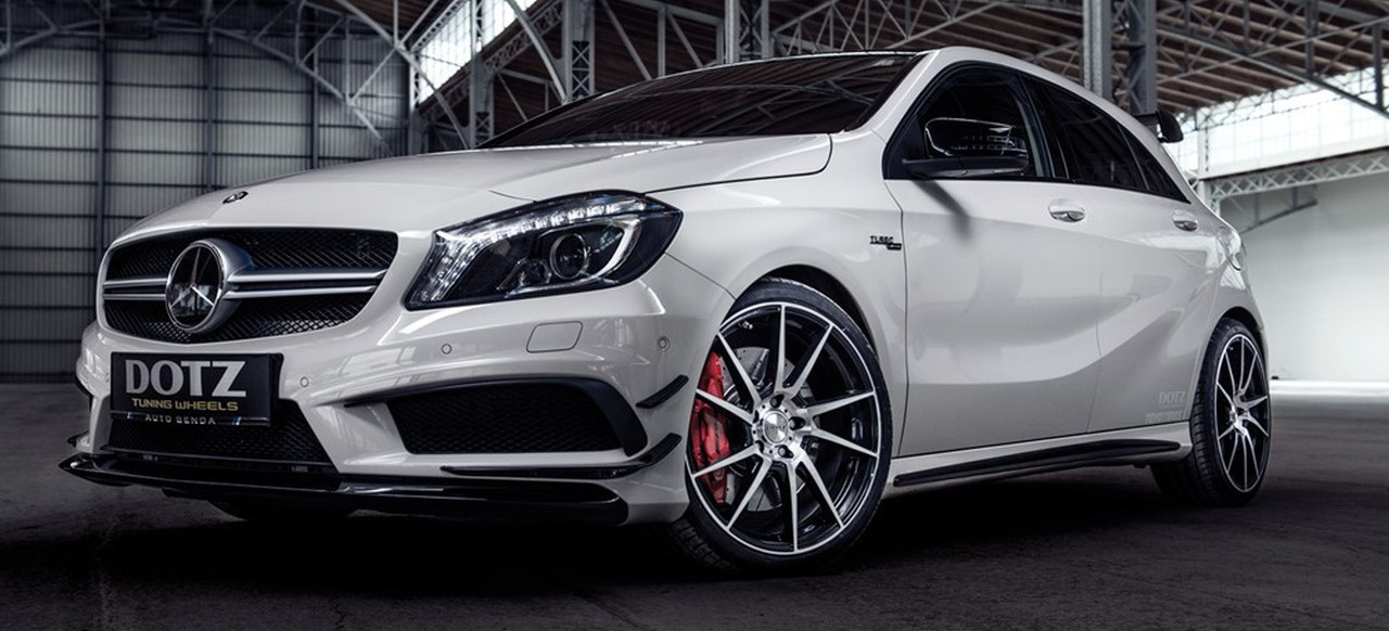 """Mercedes Benz Unimog >> Neues Rad: Dotz-Felge """"Kendo"""": Leichtmetallrad Kendo ab ..."""