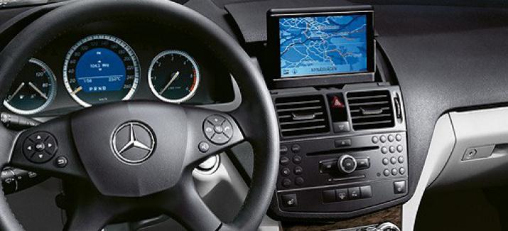 Mercedes benz gratis bonus zum comand aps f r das for Mercedes benz comand system upgrade
