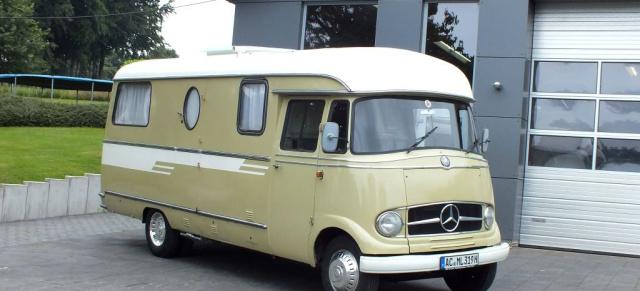 Camping Car Hymer B  Classic