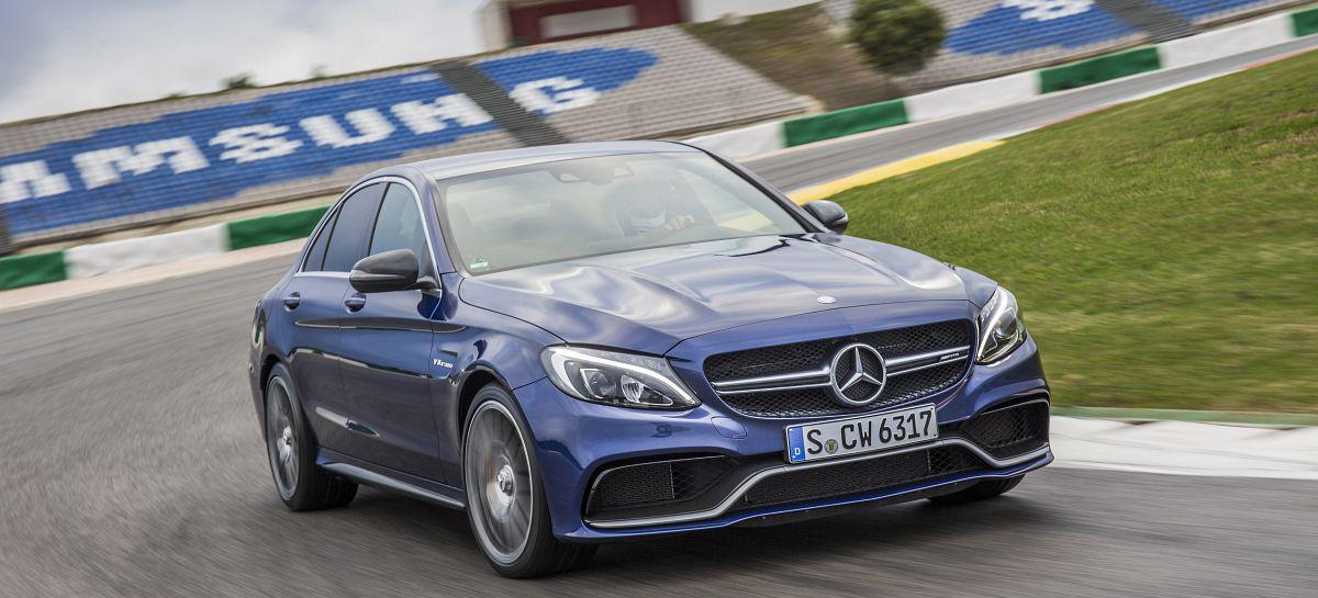 Amg Und 4matic Wann Kommt Der Neue Mercedes Amg C 63 Mit