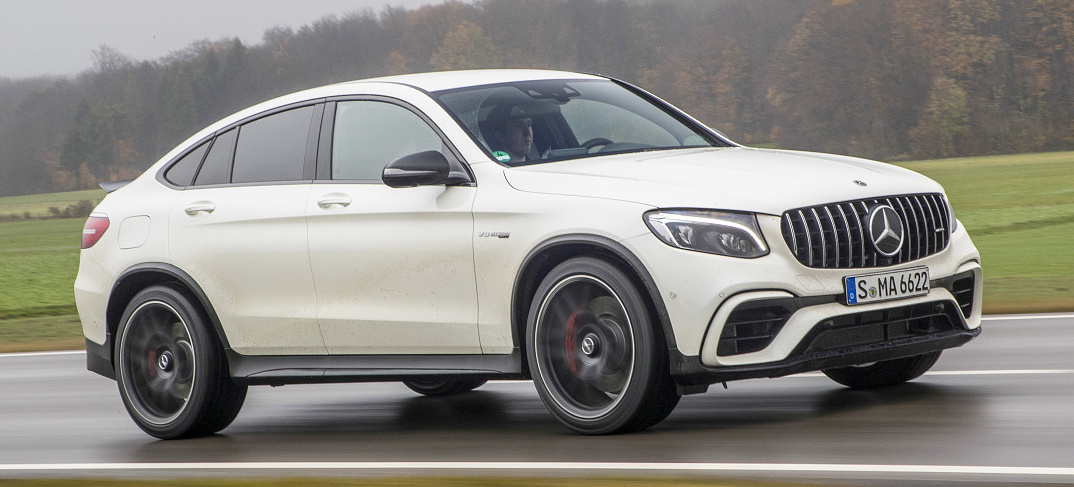 Mercedes Benz Glc Matic