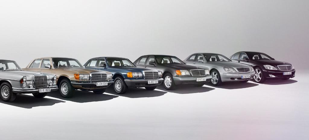 Mercedes Slk Model History