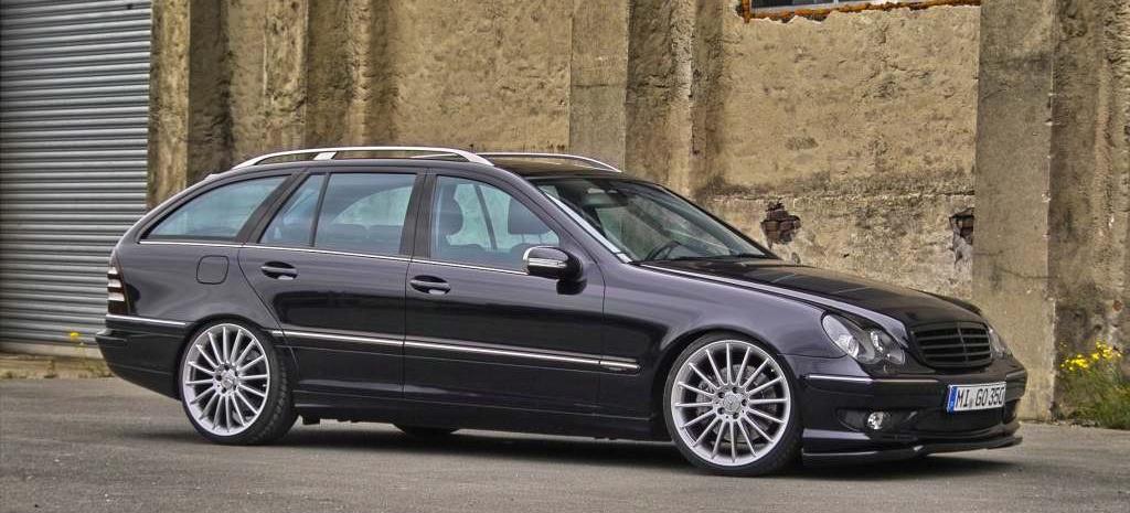 Mercedes Cl  Amg V Kompressor