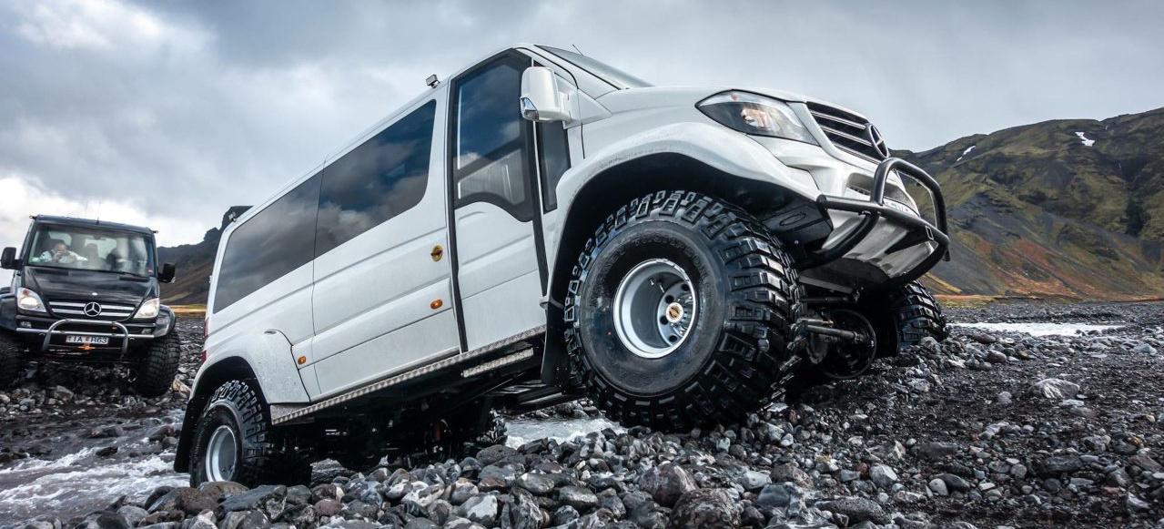 Mercedes-Benz Sprinter – aber anders: Supergeil: Fetter ...
