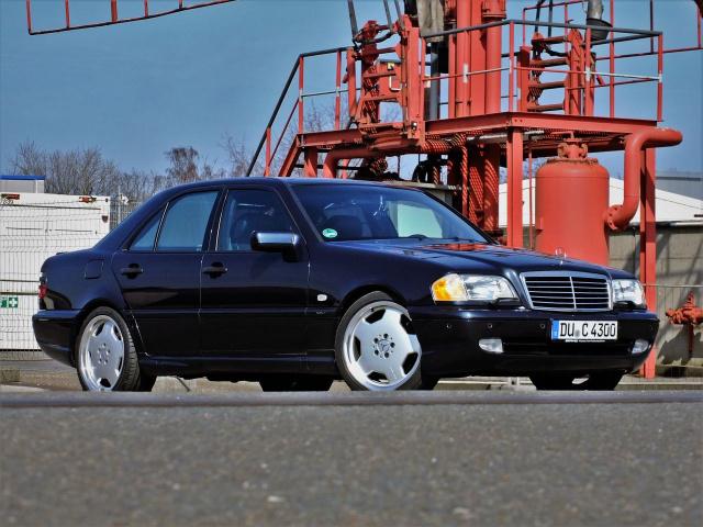 Kultivierte Sportlichkeit: Mercedes-Benz C43 W202: Keiner für alle