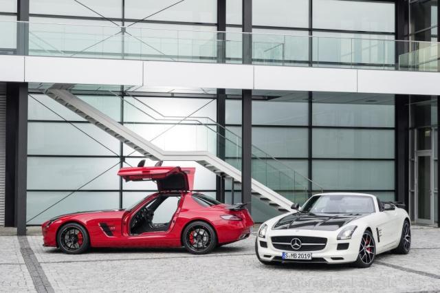 Mercedes Benz Sls Mercedes Benz Sls Amg Final Edition Renntech