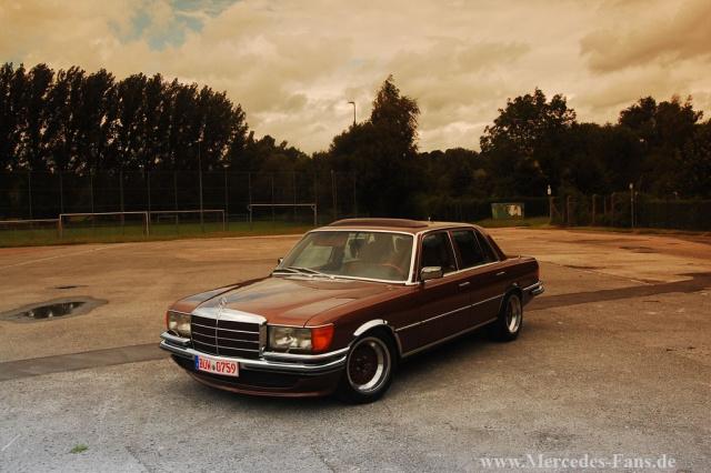 S Hat 252 Berlebt Mercedes S Klasse W116 Mit Kult Status