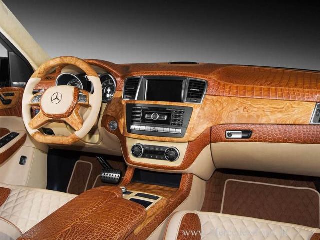 Slc Kit Car >> Schönheit, die von innen kommt: Mercedes ML 63 AMG mit ...