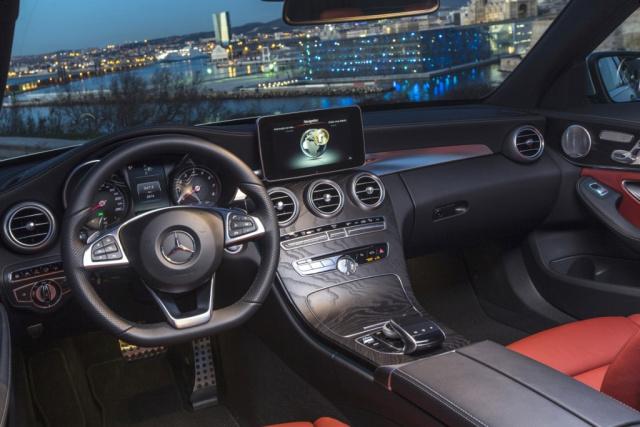 AMG-Optik: Mercedes-Benz C250 im Fahrbericht: Mercedes-Fans.de fuhr ...