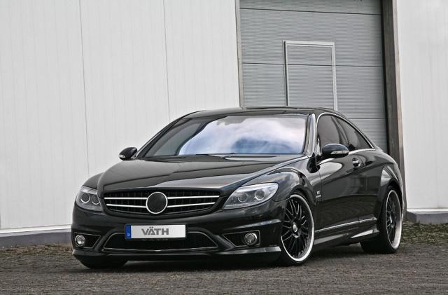 Mercedes Tuning 745 Ps F 252 R Den Mercedes Cl Mercedes