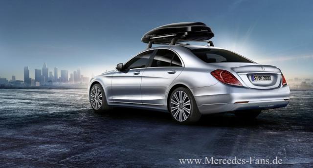 S Wie Sahne Auf Dem Kuchen Originalzubehor Fur Die Neue Mercedes S