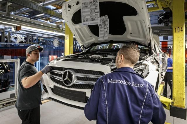 Ferienjob Daimler Rastatt