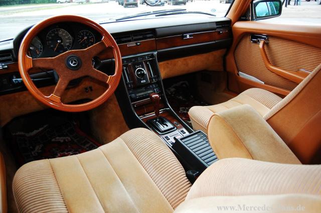 Mercedes Benz W  Se