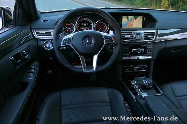 Mercedes S   Matic