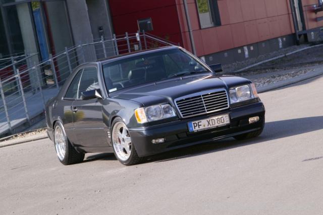 Mercedes Coup 233 Der E Xtra Klasse Elegant Und