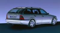 erste mercedes c klasse mit achtzylinder r ckblick 1997. Black Bedroom Furniture Sets. Home Design Ideas