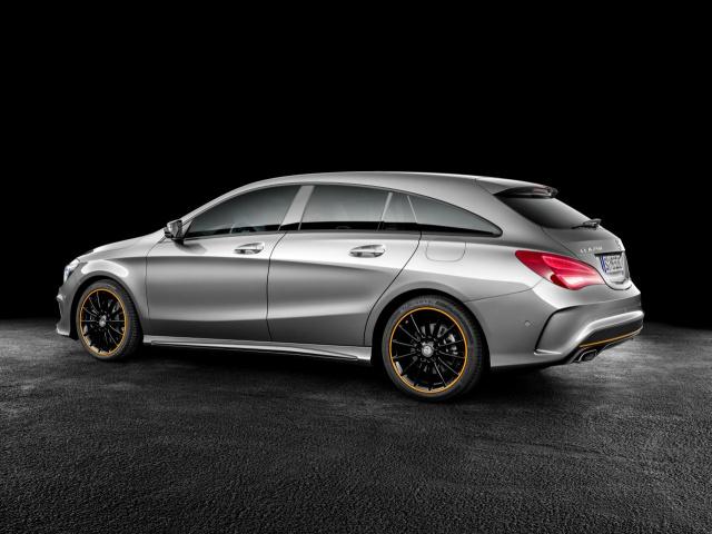 Mercedes Cla Shooting Brake Ausstattung Modelle Der Neue