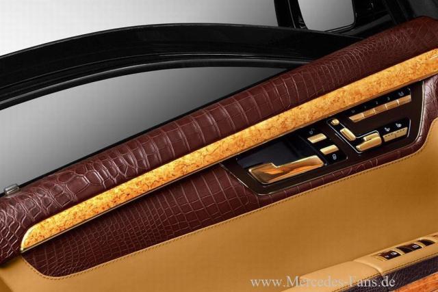 leder luxus mercedes s600 guard extrem veredelt au en. Black Bedroom Furniture Sets. Home Design Ideas