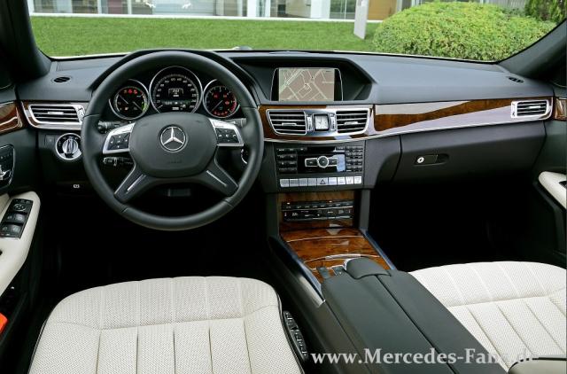 Erster Fahrbericht Die Neue Mercedes E Klasse Mehr Als