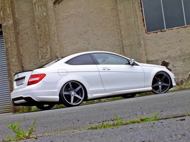 Mercedes C Chassis Coupe