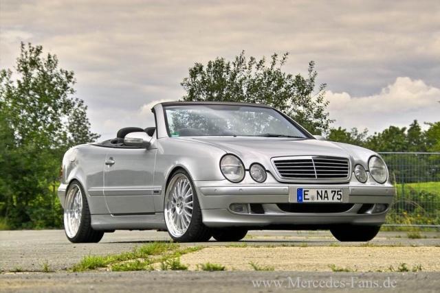 Mercedes Sl Cabriolet