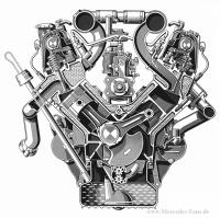 art wiring diagram free picture schematic einzelst  ck mercedes benz pagode mit achtzylinder v8  einzelst  ck mercedes benz pagode mit achtzylinder v8