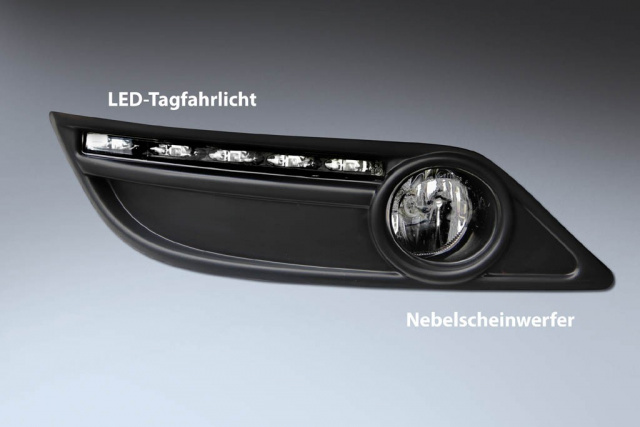 Carlsson Led Daylights F 252 R Die B Klasse Die Led