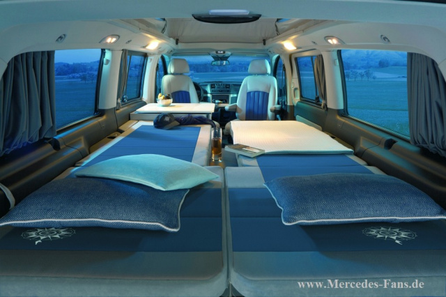60 jahre camper westfalia pr sentiert jubil umsmodell jules verne 60 mercedes benz viano als. Black Bedroom Furniture Sets. Home Design Ideas