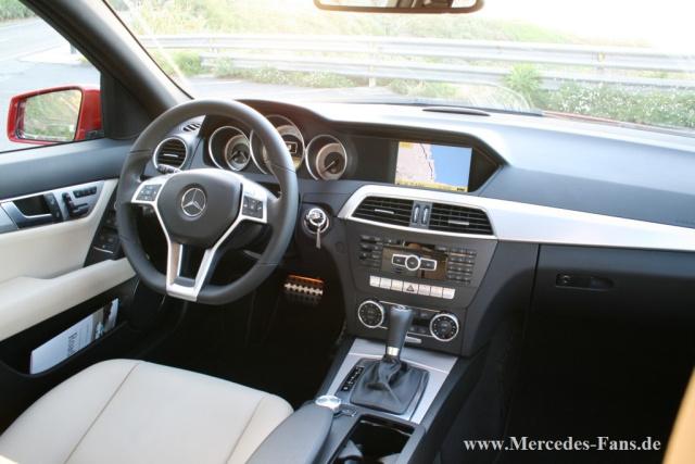 Mercedes C  Blueefficiency Avantgarde