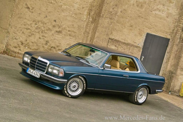 voll retro mercedes 230ce w123 82er coup im sportlook. Black Bedroom Furniture Sets. Home Design Ideas