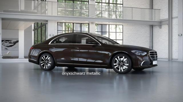 Mercedes-Benz S-Klasse W223: Alle Exterieurfarben: Elf der ...