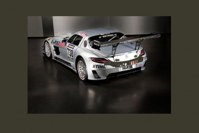 rennpremiere f r den mercedes sls amg gt3 in der eifel am samstag dem 25 september 2010. Black Bedroom Furniture Sets. Home Design Ideas