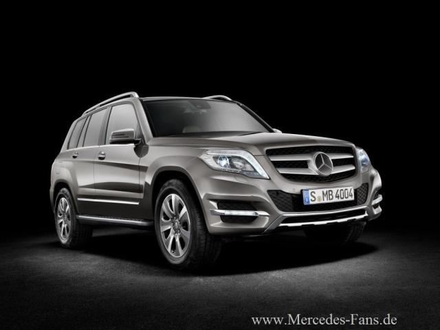 Mercedes Glk Neuer Vierzylinder Benzinmotor Erweitert