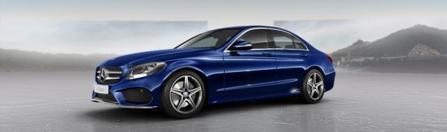 Ins Bild Gesetzt Alle Farben Der Neuen Mercedes C Klasse