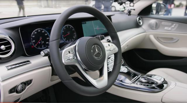 mercedes benz autonomes fahren so sieht das neue s. Black Bedroom Furniture Sets. Home Design Ideas
