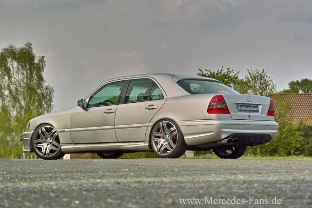 Mercedes Amg C Cdi Elegance By W
