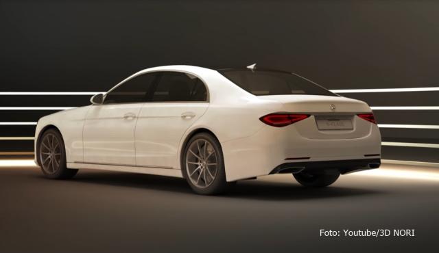 Mercedes-Benz S-Klasse 2020 - sieht sie so aus ...