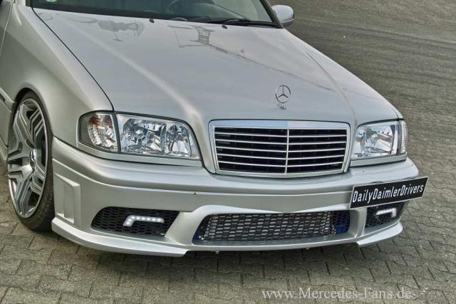 Jungbrunnen Mercedes C200 Cdi W202 99er C Klasse