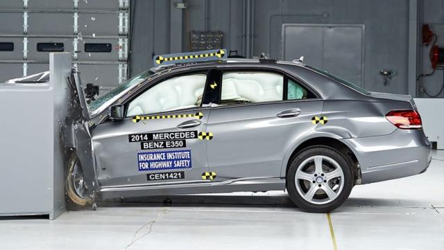 Safety Pick Mercedes E Klasse Mit Top Crashtest Ergebnis Beim Iihs