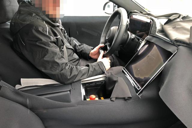 Mercedes Benz S Klasse 2020 Internes Geheimnis Geluftet
